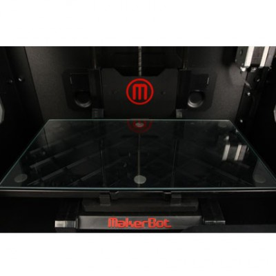 MakerBot Rep 2 Glass Build Plate