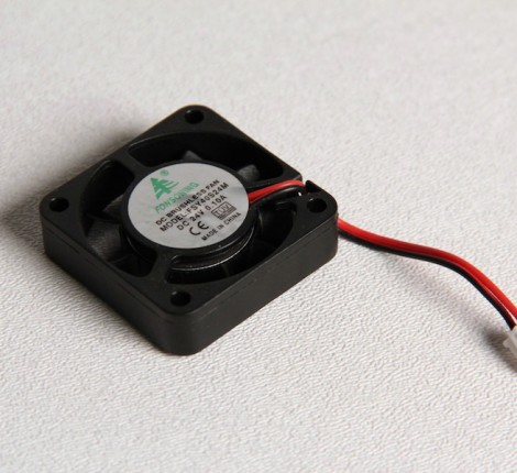MakerBot Extruder Cooling Fan | Image Transforms