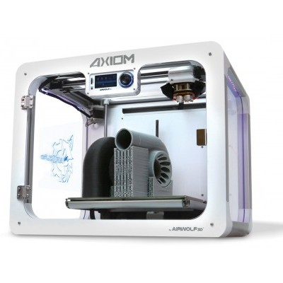 Airwolf3d AXIOM Dual Extruder 3D Printer
