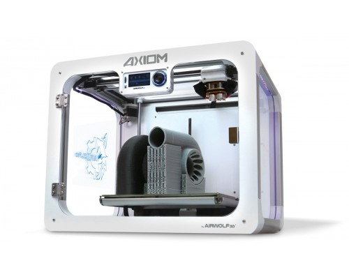 AXIOM Dual Extruder 3D Printer | Image Transforms
